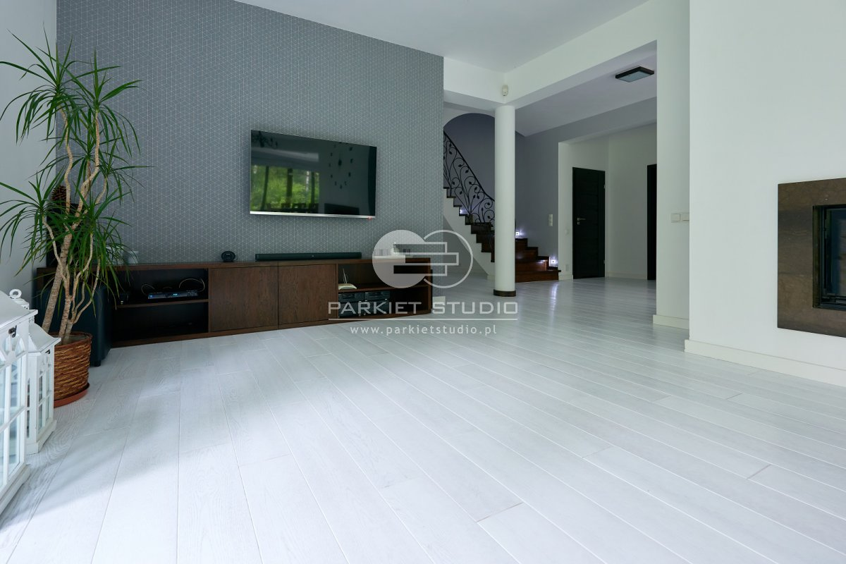 Color Floor Dąb Pure White Rustyk